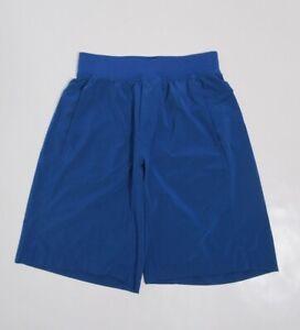 Lululemon Men's Core Short Color Blue Size S Four Way Stretch