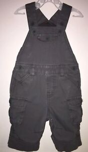 Boys Age 0-3 Months - Mini Club Lined Dungarees