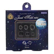 PADICO Jewel Mold Mini UV Resin & Clay Stone nails accessaries