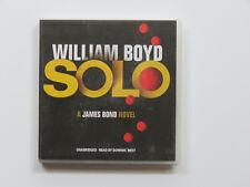 William Boyd - Solo (6CD) James Bond Novel