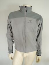 Vintage Arct'eryx Sigma AR Jacket Windstopper Canada Grey Size MEDIUM