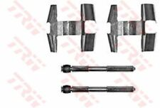 pfk102 TRW Kit accessori, PASTIGLIE FRENO ASSE posteriore.