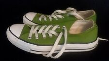 Converse Adult Unisex All Star Lo Skate Shoes Green Mens 5 / Womens 7