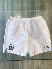 Man City 2012/13 Home Shorts Size XL