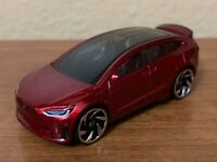 TESLA MODEL X RARE SCALE 1:64 LIMITED EDITION DIECAST COLLECTIBLE LOOSE CAR