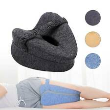 Memory Knee Pillow Leg Positioner Orthopedic Cushion Relief Hip Pain Sciatica