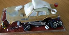 1:43 Diorama 1980's Cadillac Diecast Model Unique A One Off