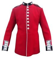 British ARMY - Red CEREMONIAL Tunic - GRENADIER Guards - Used - RED -