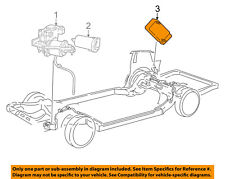 FORD OEM Rear-Ride Control Module 3W7Z5A919BA
