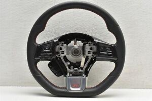 2015-2017 Subaru WRX STI Steering Wheel Assembly Cruise Control Switch 15-17