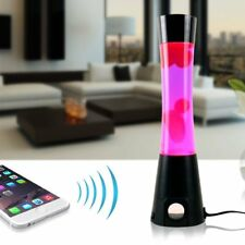Debonair Bluetooth Lava Lamp with Built in Stereo Speakers for all Smart Phone