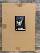 BERNIE WRIGHTSON ARTIFACT EDITION HARDCOVER OOP 1S PRINTING COVER B SWAMP THING