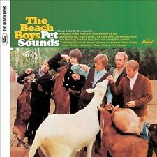 The Beach Boys Pet Sounds Mono & Stereo CD 2012 Digital Remasters New Free Ship