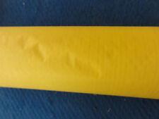 Sailing DinghySpinnaker Material offcut/ roll end yellow 3.45m Repair Arts Craft