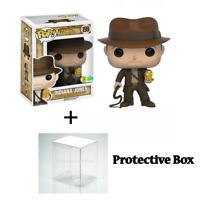Funko Pop: Indiana Jones #199 Collection Model Figures Toy with original box
