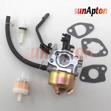 Carburetor For Ruixing Huayi Kinzo 211CC 212CC 207CC 208CC 170F 7HP Joint Filter