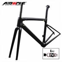 787g Full Carbon Fiber Road Bike Frame Bicycle Frameset Climbing Frame 44 - 58cm