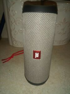JBL Flip 4 Wireless Bluetooth Portable Speaker System (Grey)-(Black)