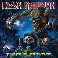 IRON MAIDEN The Final Frontier 2 x 180gm Vinyl LP Remastered NEW & SEALED