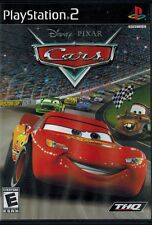 Cars  (Sony PlayStation 2, 2006) Complete Fast Shipping