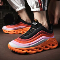 Men's Sneakers Casual Walking Athletic Fashion Sports Tennis Running Gym Shoes