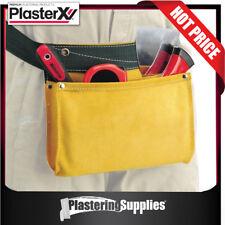 PlasterX Suede Leather 2 Pocket Nail Bag NB972