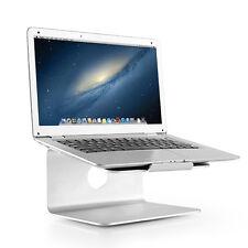 Laptophalterung 360° Drehbar Laptop Notebok Tablet MacBook Ständer Halter Tisch
