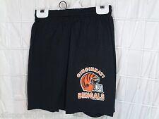 NFL Cincinnati Bengals Logo Screen Printed Shorts Size Youth XLarge