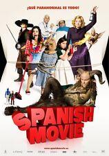 Spanish Movie (2009) * Spanish spoof (Leslie Nielsen) * Region 2 (UK) DVD * New