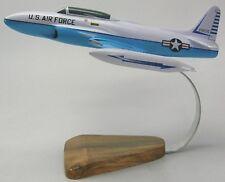 T-33 Shooting Star Airplane Desktop Wood Model Large