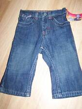 Infant Baby Girl's Size 12 Months Lee Riders Denim Blue Jeans New