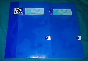 A4 Writing Exercise Note Books Graph Maths Squared Ruled Margin Hamelin Oxford