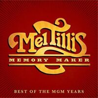 Mel Tillis - Memory Maker: Best Of MGM Years [New CD] UK - Import