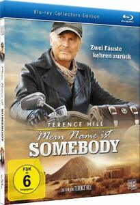 Mein Name ist Somebody - Collectors Edi./Schuber [Blu-ray/NEU/OVP] Terence Hill