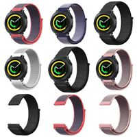 Nylon Sport Loop Replacement Strap Bands for Samsung Gear Sport/Gear S2 Classic