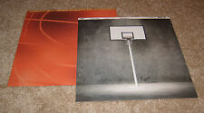 Reminisce Design 12x12 Double Sided Paper (2) ~ Basketball Dreams