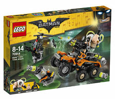 The LEGO Batman Movie Bane Toxic Truck Attack 70914 FREE SHIPPING