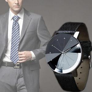Men's Black Onyx Crystal Diamond Designer Watch With Snake-Skin Effect Strap