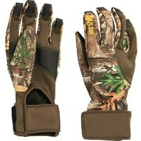 Hot Shot OE-129C-X Axel Mens Realtree Edge Camo XL Archery Hunting Bow Gloves