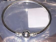 NEW Pandora Bracelet Sterling Silver Sz 6.7 100% Authentic