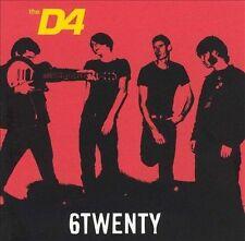 6Twenty, D4,Very Good, ### Audio CD with artwork-complete,Audio CD, Music Music