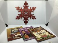3 Decorative Tole Painting Instruction Pattern Books By Rueger Schilling Shoell