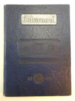 1940 MIDDLETOWN TOWNSHIP HIGH SCHOOL Leonardo New Jersey YEARBOOK Odranoel