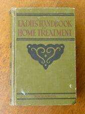 Ladies' Handbook of Home Treatment (Hardback, 1912)