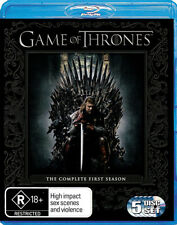 Game of Thrones: Season 1 (5 Discs) * Blu-ray Disc * NEW