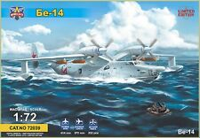 1/72 Beriev Be-14 flying boat - NEW- Modelsvit!!
