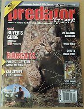 Predator Xtreme Buyer's Guide Bobcats .25 Caliber Airguns Aug 2014 FREE SHIPPING