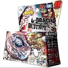 TAKARA TOMY METAL FUSION BEYBLADE BB108 L Drago Destroy Destructor F:S+Launcher