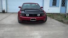 2010 2011 2012 Mustang GT V8 V6 Manta Ray Ram Air Carbon Fiber Vented Hood