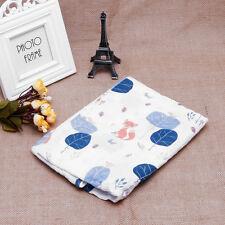 Baby Swaddling Blanket Soft Muslin Newborn Infant 100% Cotton Swaddle Towel